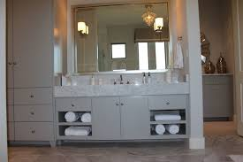 modern bathroom cabinet doors. Modern Slab Flat Panel Cabinet Door Kitchen By Burrows Cabinets Modern- Bathroom Doors R
