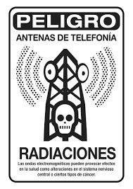 Resultado de imagen de afección de las antenas