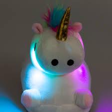 Kids Light Up Unicorn Slippers Light Up Slippers For Kids