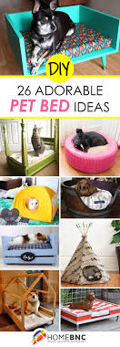Diy Dog Bed 26 Best Diy Pet Bed Ideas And Designs For 2017