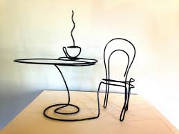 Wire Art Best 25 Wire Art Ideas On Pinterest Diy Gifts For Friends