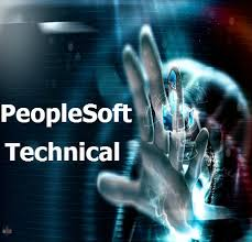 peoplesoft technical peoplesoft technical