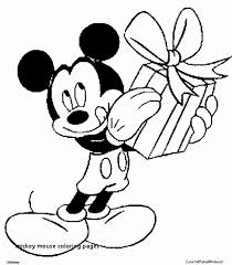 Mickey And Minnie Mouse Coloring Pages Unique Mickey Mouse Coloring