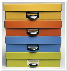 Decorative Filing Boxes Decorative Document Storage Boxes Organizing BeBe Pinterest 72