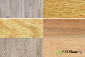 normally lighter colours are a better option for pets as they show fewer scratches the common species of wood that is used for flooring is oak and it is