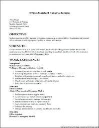 Simple Resume Examples For Jobs Awesome Free Resume Examples For Jobs Examples Resume Sample For Job Free