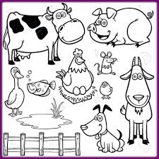 Farms and farm animals are an enduring theme with children, and we've got a great collection of farm colouring pages of all sorts, to appeal to all age groups up from the very youngest children. 64 Marvelous Farm Animal Coloring Book Madalenoformaryland