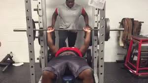 How To Bench 225 Pounds Like The Players At The NFL Combine Do225 Bench Press Workout