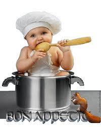 """Résultat de recherche d'images pour """"gifs bébés gourmands"""""""