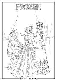 Uitzonderlijk Kleurplaten Prinsessen Frozen Vk65 Belbininfo