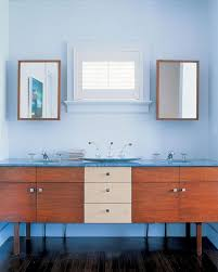Ideas Mid Century Modern Bathroom Vanity Best Gallery Including ...