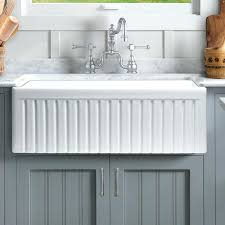 farm house sink place reversible single bowl fluted front x farmhouse kitchen sink farmhouse sink installation