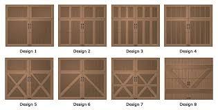 wood garage doorWood Garage Door  Reserve Collection