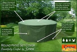 large garden furniture cover. Large Round Patio Garden Table Set Polyester Cover 250 Cm, Green, Weatherproof #KC03 #102500 (Green): Amazon.co.uk: \u0026 Outdoors Furniture S