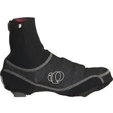 Details About Pearl Izumi Cycling Shoe Covers For Cool Weather 9126 Black Size L Large New