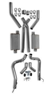 exhaust and muffler : Small Block Chevy Race Headers Headers From ...