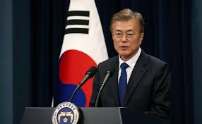 essay south korea election confirms democracy wuwm moon jae in the 19th president of republic of korea at his first press conference