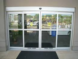 slide door installation glass sliding door entrance marvin multi slide door installation