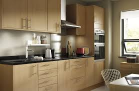 Beech Kitchen Cupboard Doors Slab Style Beech Kitchens Options Range Benchmarx Kitchens