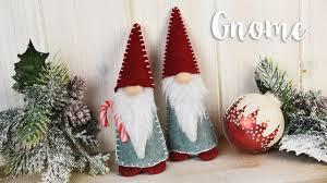 Christmas Gnome Pattern Custom Decorating