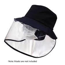 Protective Hat Pvc <b>Multi</b>-<b>Function Protective Cap</b> Eye Protection Anti ...