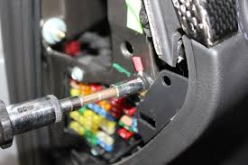 b b audi a s rs interior trim removal guide car zshow blog b6 b7 trim removal guide lower dash removal bolt 1 fuse box area