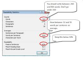 how to check grammar readability in microsoft word writefix com important figures
