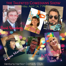 Ventura Harbor Comedy Club :: Craig Fields and Friends