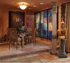 moroccan inspired furniture. Residential Interior Design Ideas Moroccan Inspired Dining Room Furniture