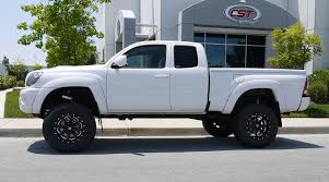 CST Performance Suspension / Lift Kits for Toyota Tacoma - 2005 ...