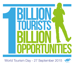 "th world tourism day theme announced ""one billion   27th world tourism day theme announced ""one billion tourists one billion opportunities"""