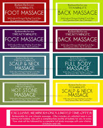 Massage Coupons Or Love Voucher Printable Love Coupon Or
