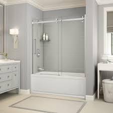 Home Depot Bathroom Design The Home Depot Installed Custom Shower Doors Hdinstcsd01