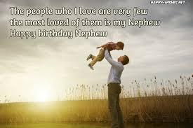 Nephew Quotes Impressive Happy Birthday Wishes For Nephew Quotes Images Memes Happy Wishes