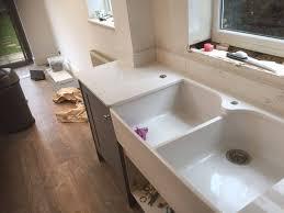 White Granite Kitchen Worktops Carrera White Quartz Rock And Co Granite Ltd