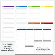 Free Annual Event Calendar Template – Free Template Design