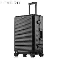 <b>SEABIRD 20 24</b> 26 28 <b>Aluminum</b> Frame Travel Trolley Luggage ...