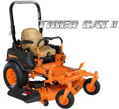 tiger cat ii zero turn rider power equipment tiger cat