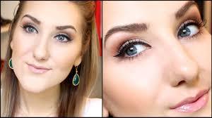 cute natural makeup tutorial