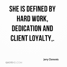 Dedication Quotes Unique Jerry Clements Quotes QuoteHD
