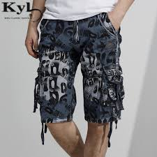 Mens Designer Cargo Shorts Sale 2019 Fashion Cargo Shorts Mens Casual Camo Shorts Thin Cool Cotton Loose Large Code Men With Long Short Multi Pocket Baggy From Newfashionclothes