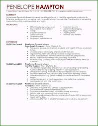 Shipping And Receiving Resume 35 Ideas You Should Consider