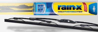 Rain X Weatherbeater Wiper Blades Rain X