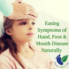 hand foot and mouth disease mouth sore relief