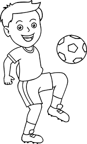 Small Picture Soccer Ball Coloring Pages Soccer Coloring Pages Download Soccer