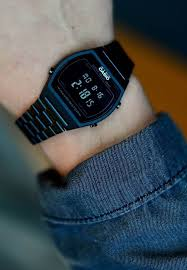 25 best ideas about digital watch casio watch casio digital black stainless steel watch how cool is this