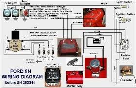 ford 8n voltage regulator wiring Ford Tractor Ignition Switch Wiring Diagram Ford Tractor 12V Wiring Diagram