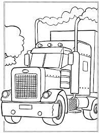 Vrachtwagen Kleurplaat Vrachtwagen Kleurplaat Scania Shshiinfo