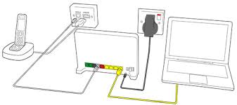 setting up superfast broadband sure note that you do not need to plug a microfilter into your telephone socket as you would standard 20mb s broadband the filter is built into your new
