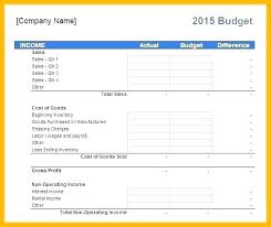 Forecast Budget Template Free Business Budget Template Yearly Excel Annual Spreadsheet Forecast A